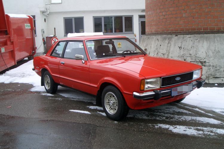 Ford Taunus 1976 foto - 3