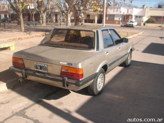 Ford Taunus 1983 foto - 5