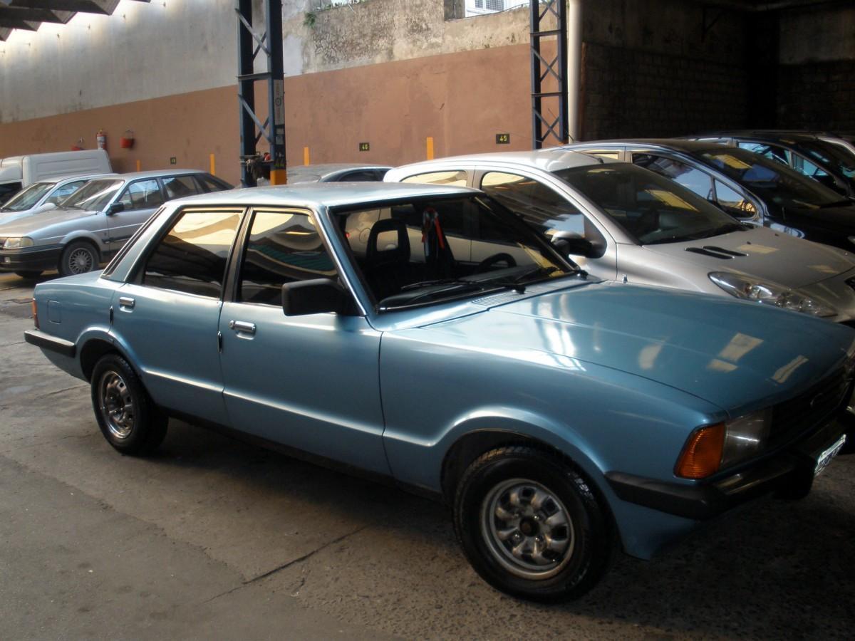 Ford Taunus 1984 foto - 2