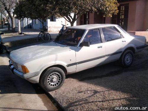 Ford Taunus 1984 foto - 3