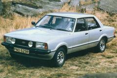 Ford Taunus 1984 foto - 4