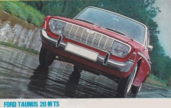 Ford Taunus 1988 foto - 3