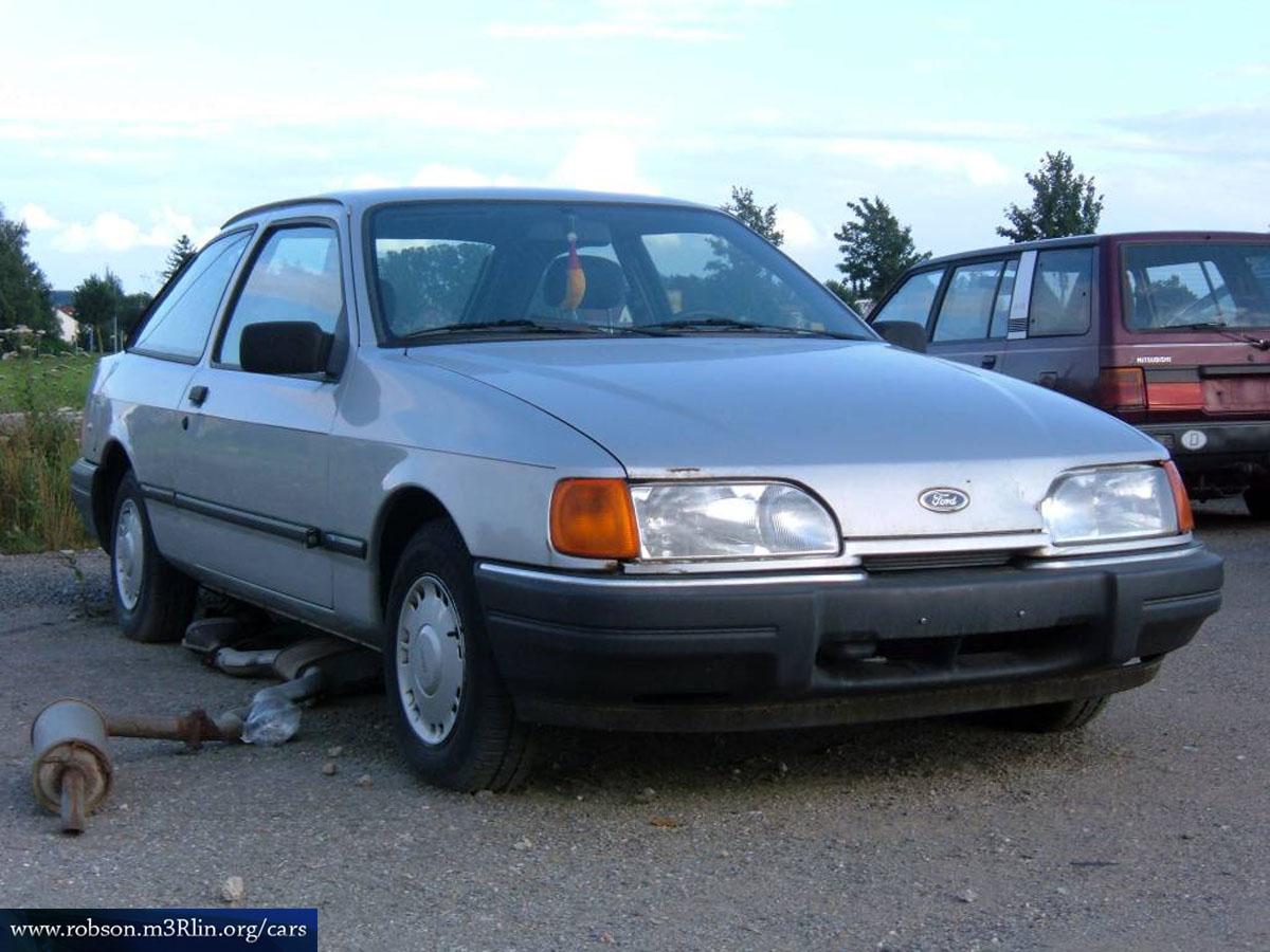 Ford Taunus 1988 foto - 4
