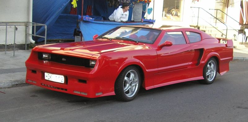 Ford Taunus 2000 foto - 1
