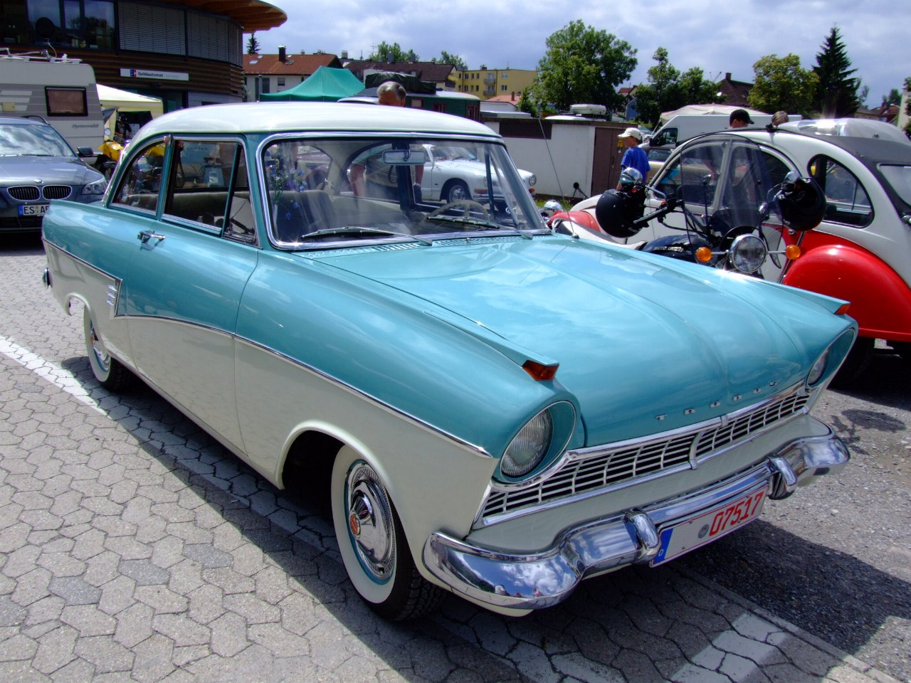 Ford Taurus 1967 foto - 4