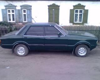 Ford Taurus 1982 foto - 4