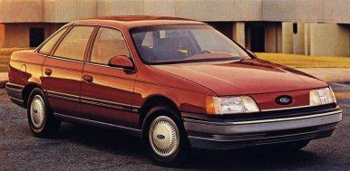 Ford Taurus 1987 foto - 1