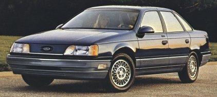 Ford Taurus 1987 foto - 2