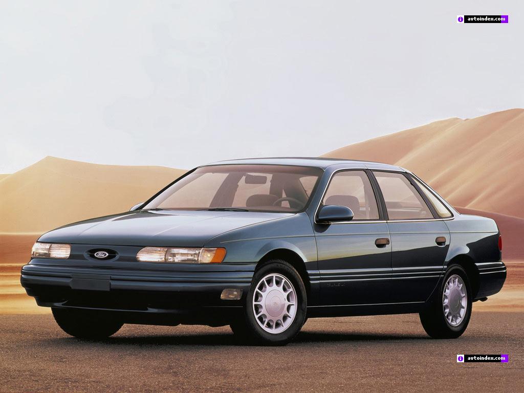 Ford Taurus 1987 foto - 5