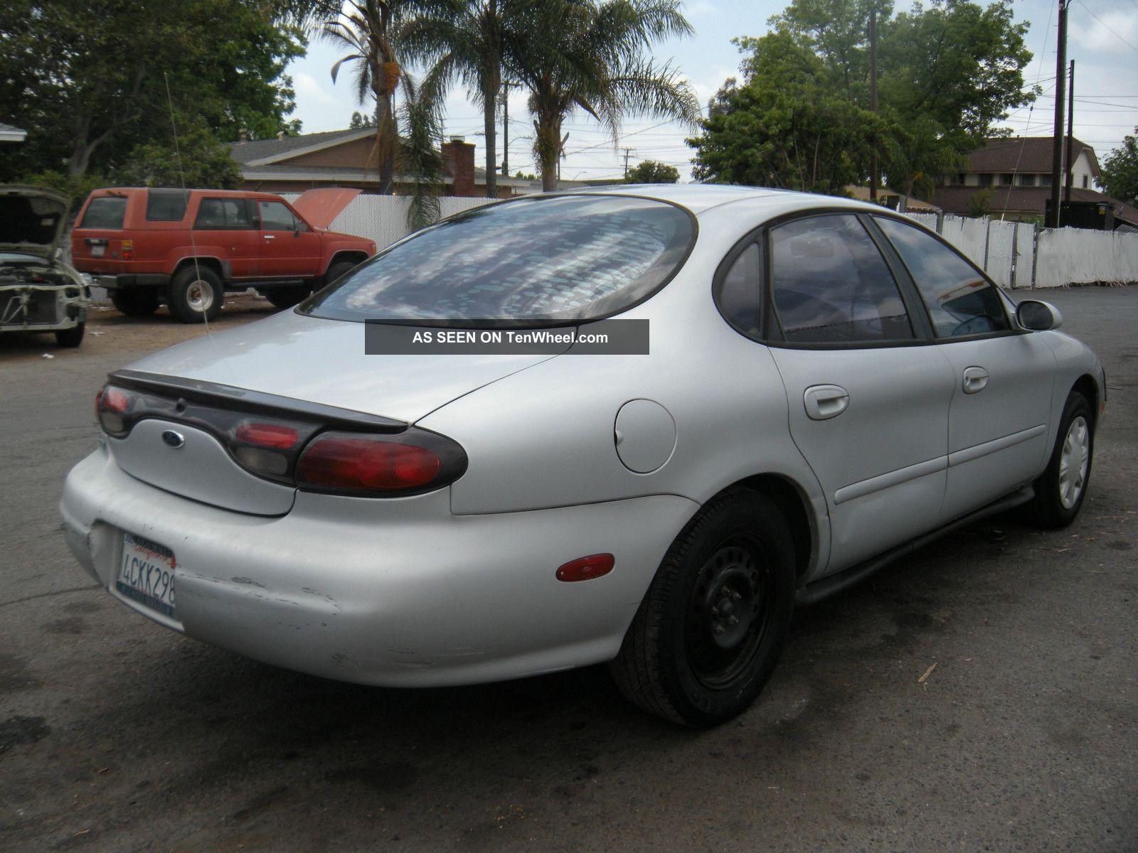 Ford Taurus 1998 foto - 4