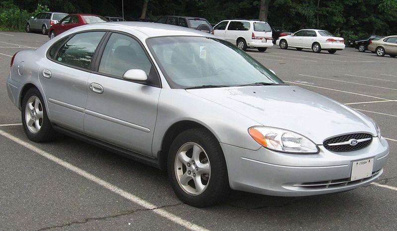 Ford Taurus 2006 foto - 2