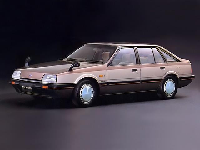 Ford Telstar 1985 foto - 1