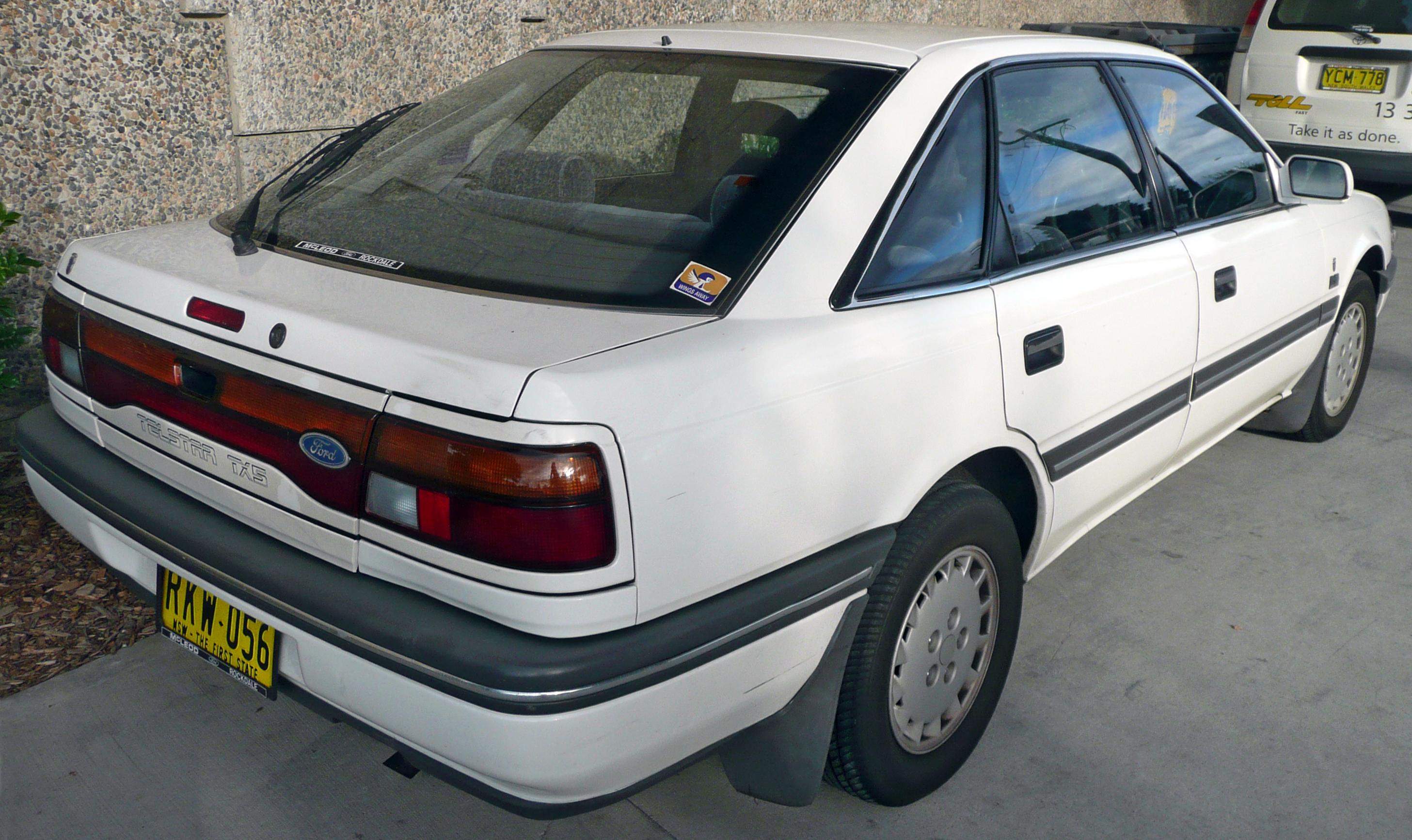 Ford Telstar 1985 foto - 3