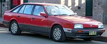 Ford Telstar 1985 foto - 4