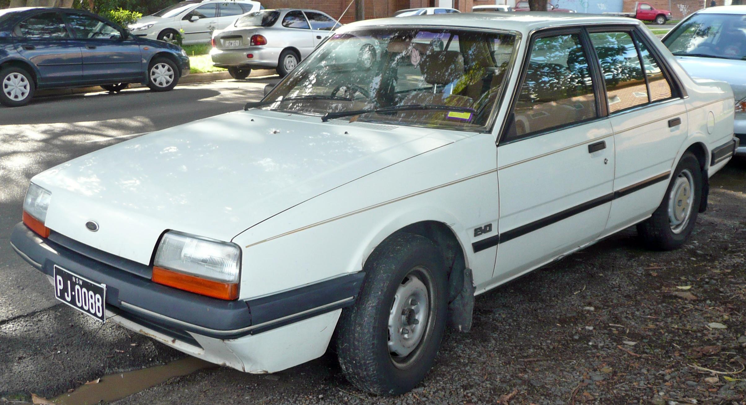 Ford Telstar 1985 foto - 5