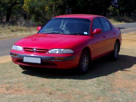 Ford Telstar 1994 foto - 4