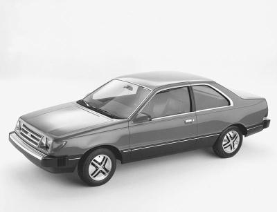 Ford Tempo 1984 foto - 2