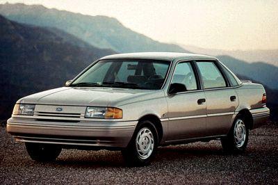 Ford Tempo 1985 foto - 1