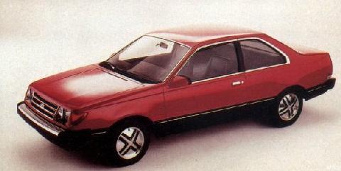 Ford Tempo 1985 foto - 2
