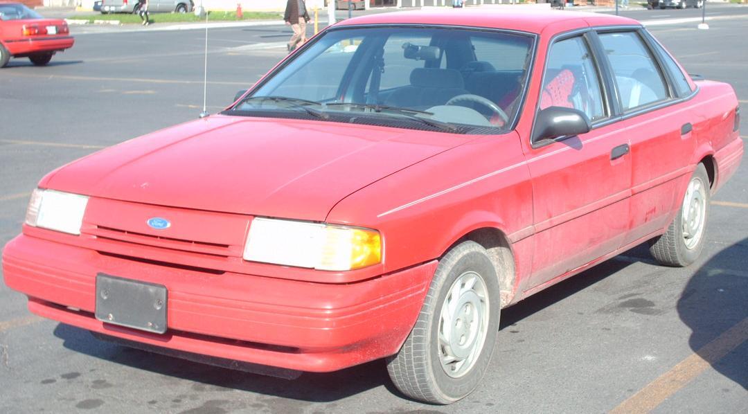 Ford Tempo 1992 foto - 1