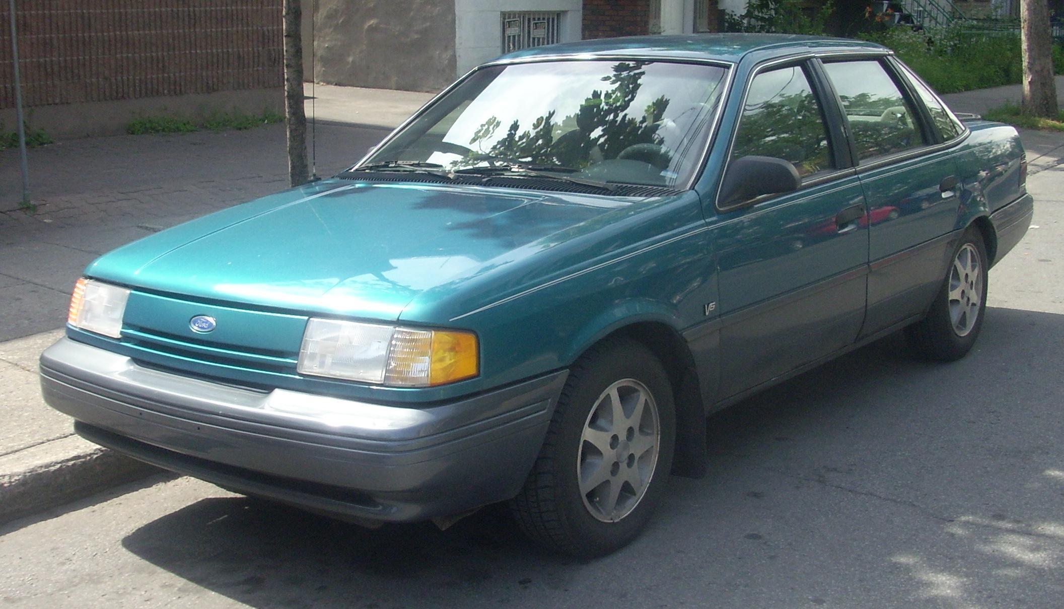 Ford Tempo 1992 foto - 2