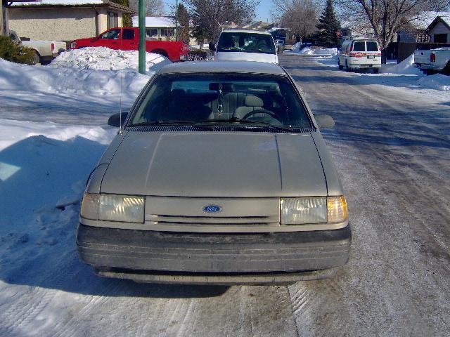 Ford Tempo 1992 foto - 5