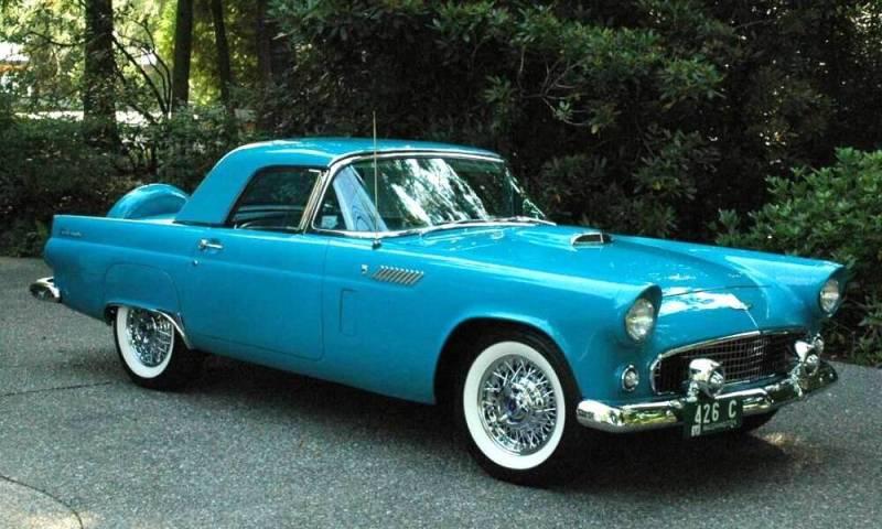 Ford Thunderbird 1950 foto - 5