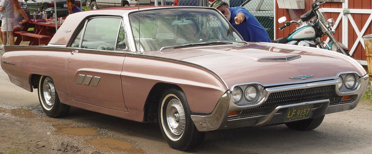Ford Thunderbird 1960 foto - 5