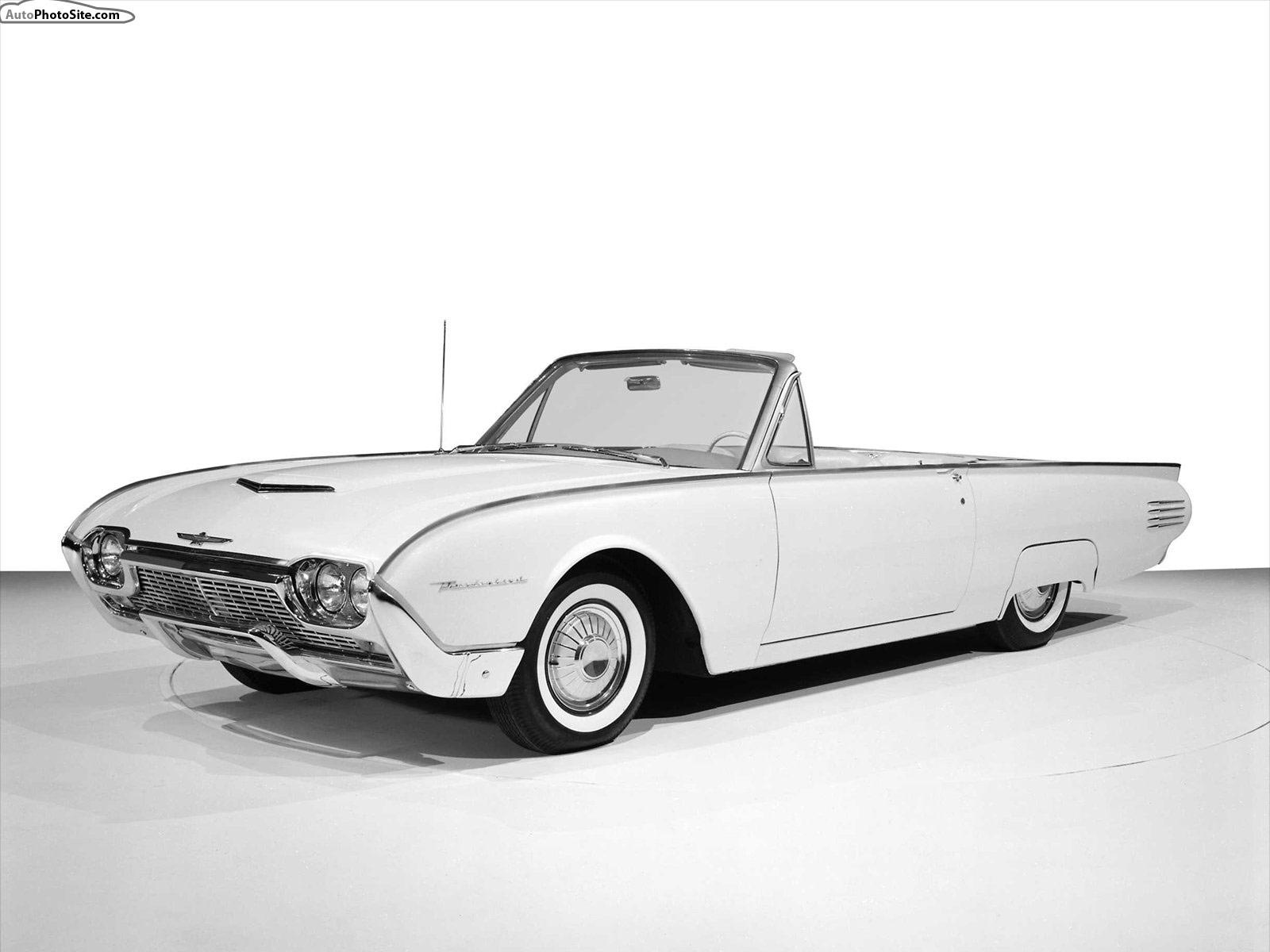 Ford Thunderbird 1961 foto - 5
