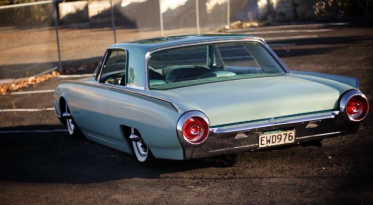 Ford Thunderbird 1962 foto - 3