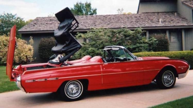 Ford Thunderbird 1962 foto - 4