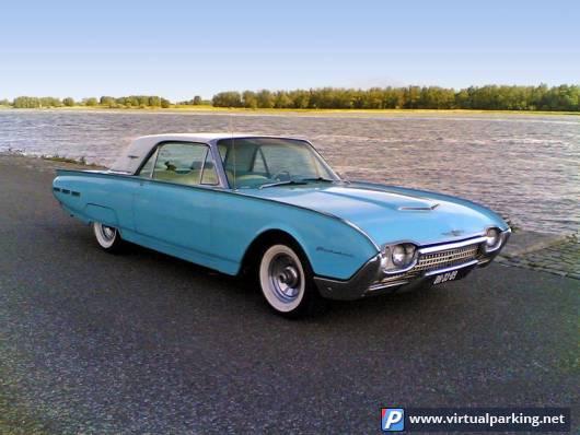 Ford Thunderbird 1962 foto - 5