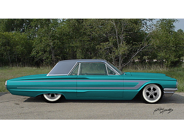Ford Thunderbird 1964 foto - 4