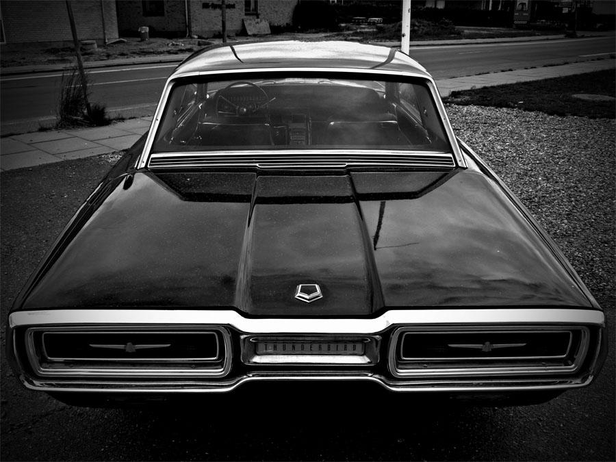 Ford Thunderbird 1964 foto - 5
