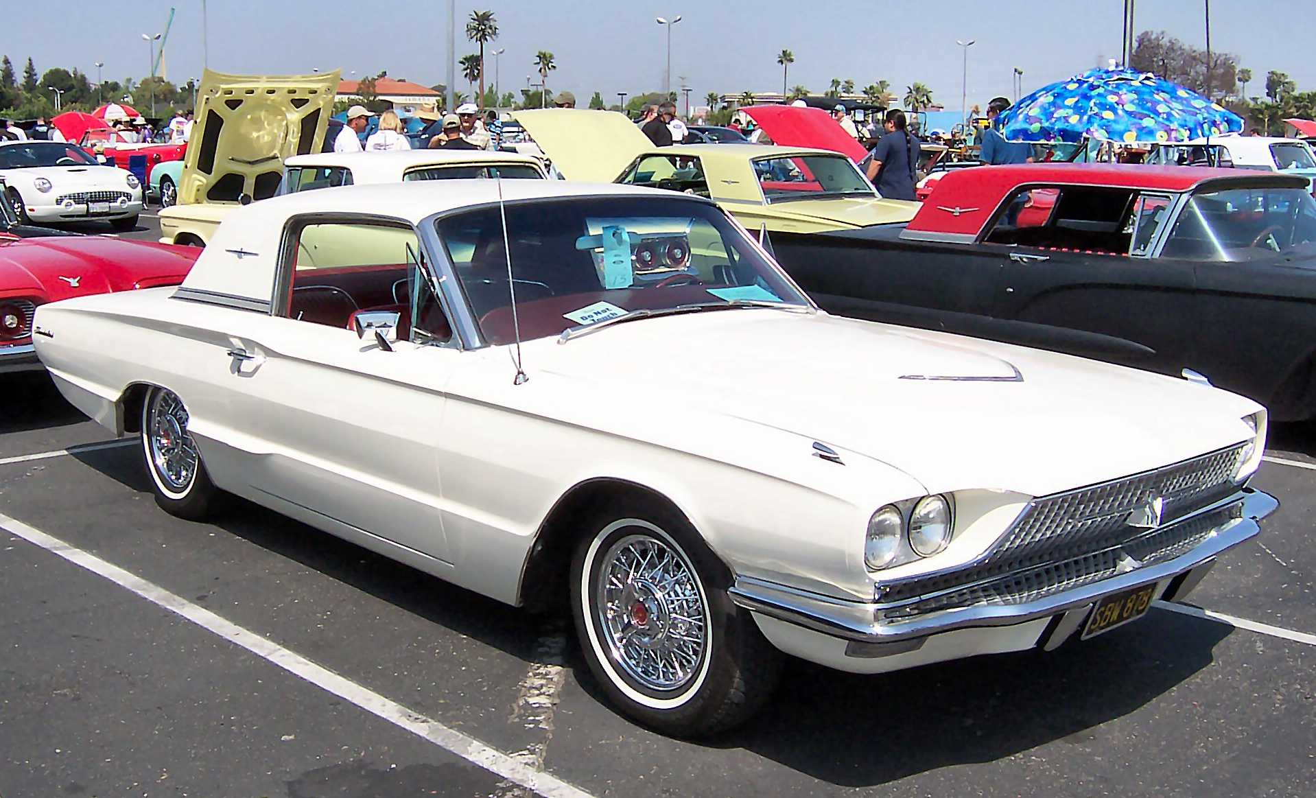 Ford Thunderbird 1966 foto - 1