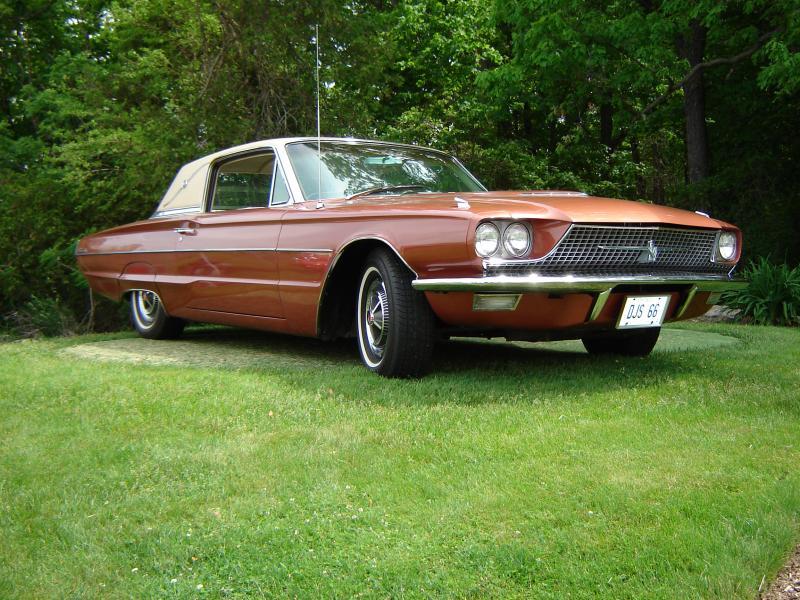 Ford Thunderbird 1966 foto - 4
