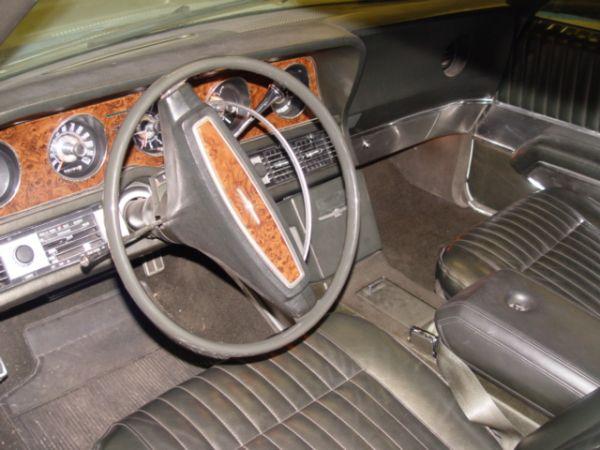 Ford Thunderbird 1968 foto - 3