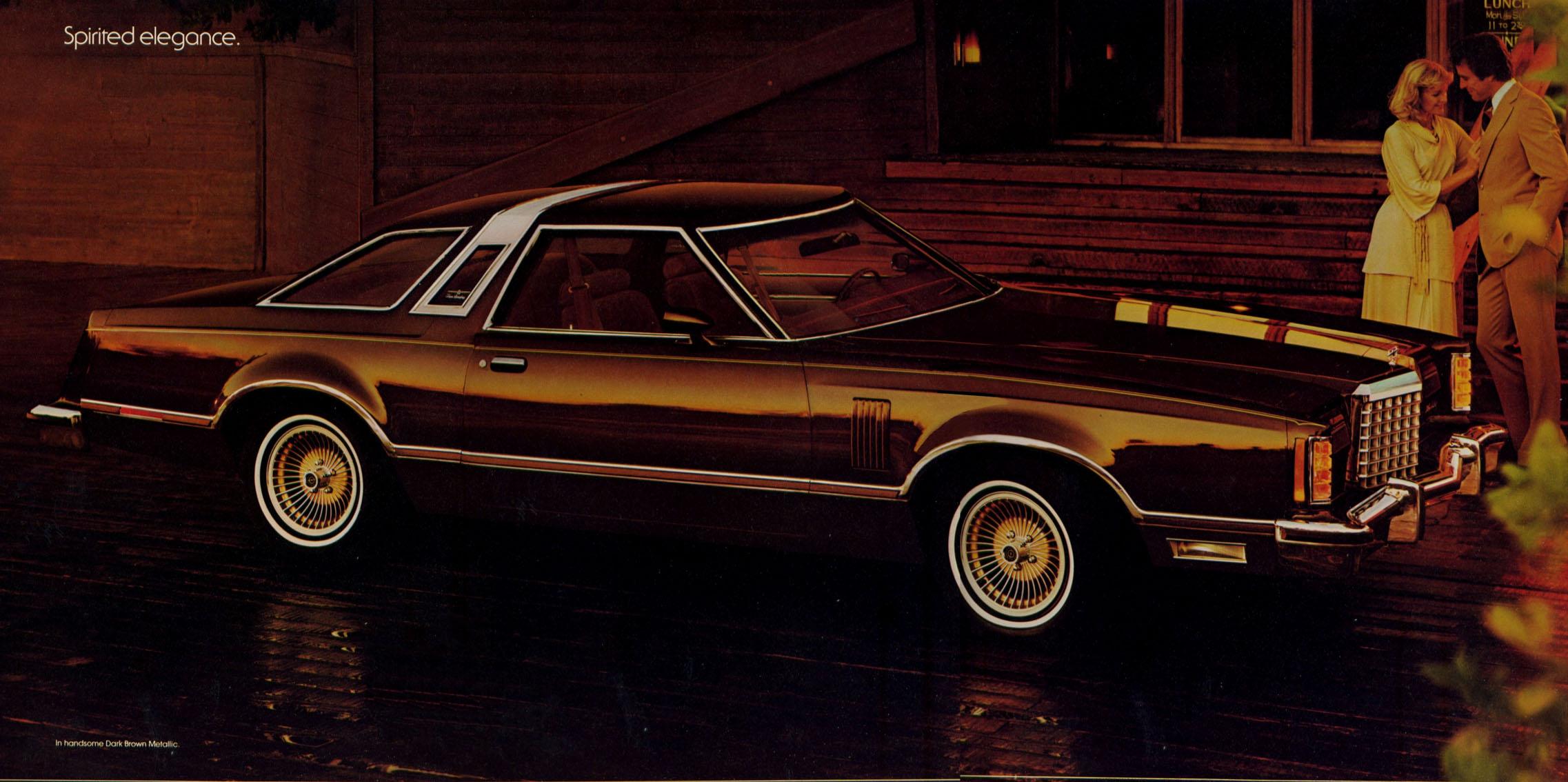 Ford Thunderbird 1972 foto - 1