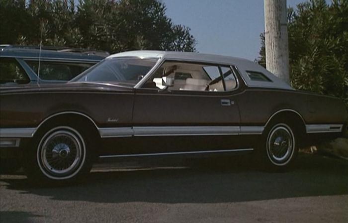 Ford Thunderbird 1973 foto - 2