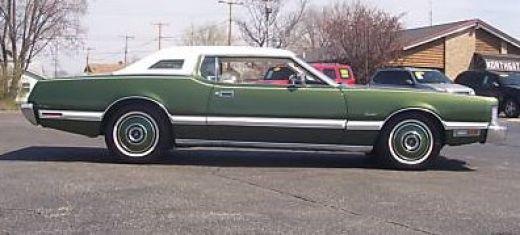 Ford Thunderbird 1973 foto - 3