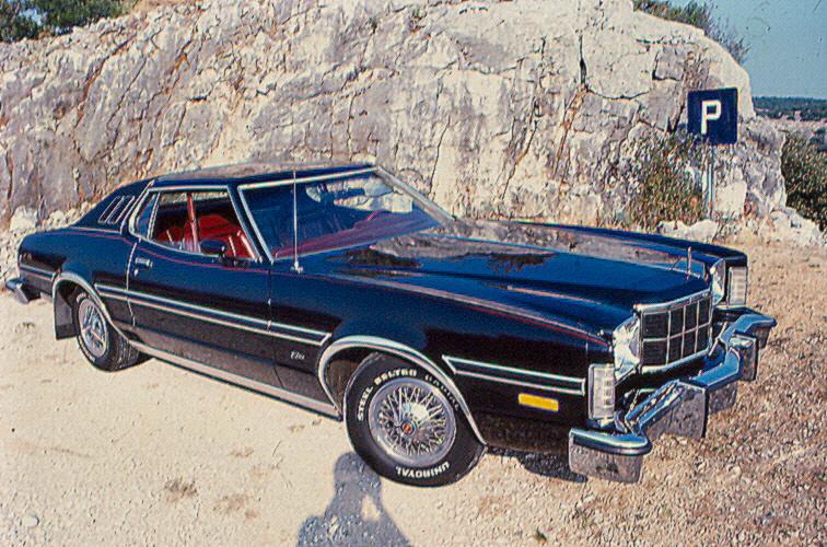 Ford Thunderbird 1976 foto - 3