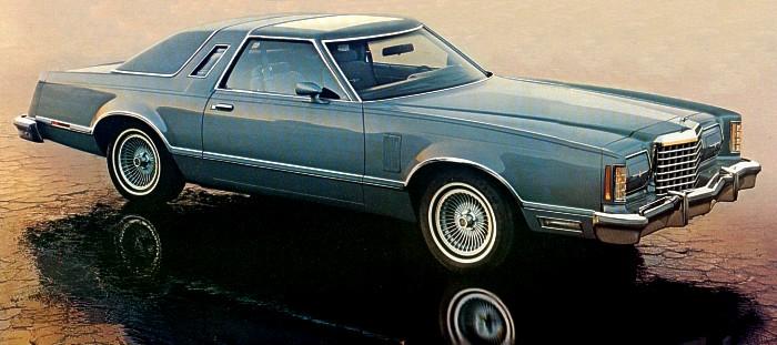 Ford Thunderbird 1977 foto - 2