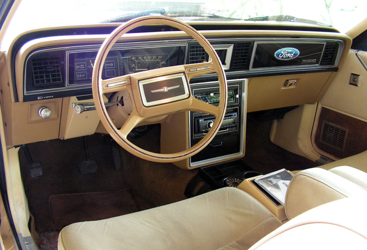 Ford Thunderbird 1980 foto - 1