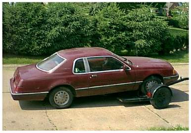 Ford Thunderbird 1984 foto - 4