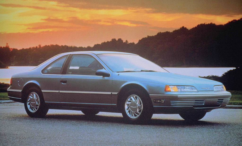 Ford Thunderbird 1991 foto - 3