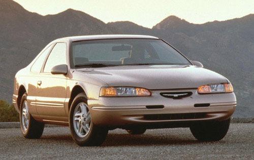 Ford Thunderbird 1992 foto - 4