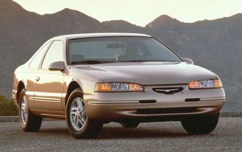 Ford Thunderbird 1997 foto - 3