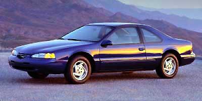 Ford Thunderbird 1997 foto - 5