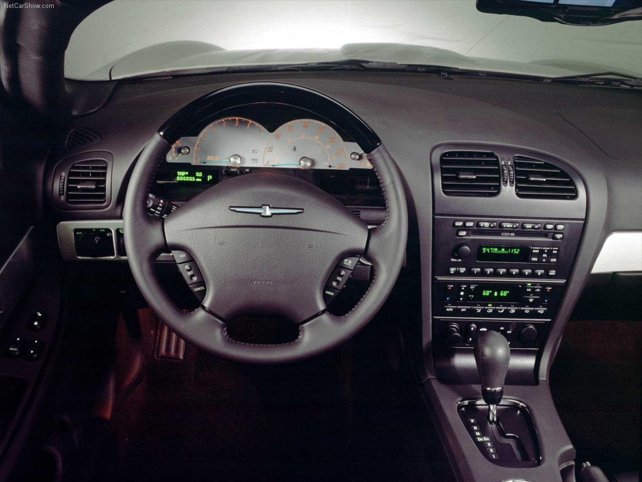 Ford Thunderbird 1998 foto - 3