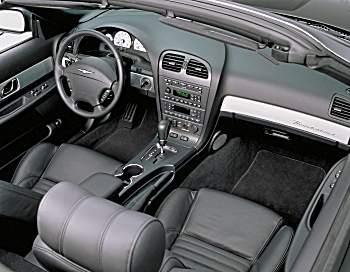 Ford Thunderbird 2003 foto - 3